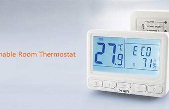 SMART WIFI thermostaten